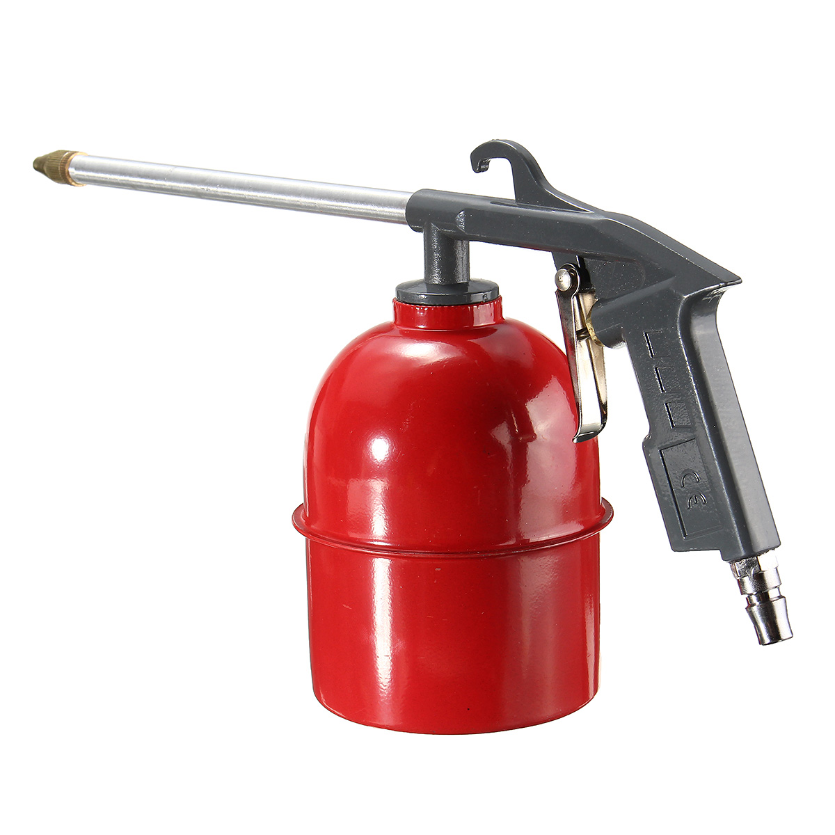 Auto Car Engine Cleaning Guns Solvent Air Sprayer Degreaser Siphon Tools Gray Engine Care Tools Automobiles Maintain Accessories