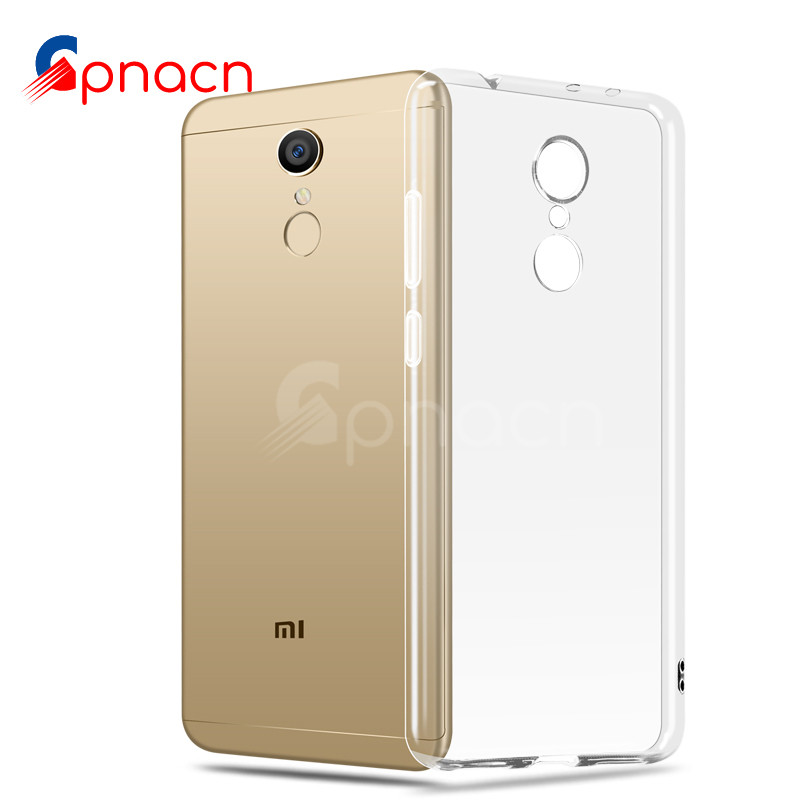 2019 New Style Ultra Thin Soft Transparent Tpu Case For Xiaomi Redmi 4x 4a 5a 5 Plus Clear Silicone Full Cover For Redmi Note 4 4x 5 5a Cases