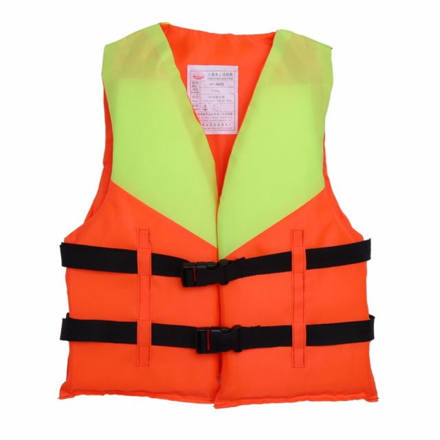 Children Life Vest Outdoor Swimming Boating Life Jacket Fishing Boating  Drifting Buoyancy Aid Children's Lifesaving Lifejacket