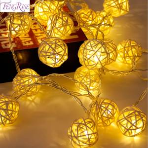 FENGRISE Ball Lights Wedding Decoration Birthday