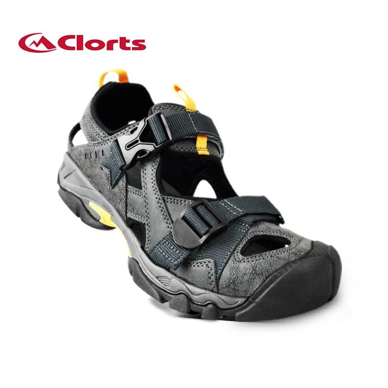 Clorts спортивные сандалии мужские легкий тапки мужские домашние быстросохнущие пляжные обувь воздухопроницаемый пляжные кросовки мужские