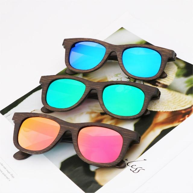 Bamboo Sunglasses 5