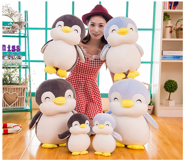 Soft fat Penguin Plush Toy