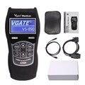 Последним Vgate VS890 VAS890 OBD2 Code Reader Сканер Автомобиля Диагностический Инструмент VGATE VS890 13 Языках Вариант