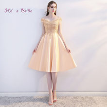 36ed768437d8d Gold Cocktaill Dresses Promotion-Shop for Promotional Gold Cocktaill ...