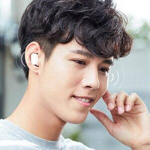 Image 5 - Xiaomi Mi AirDots TWS Bluetooth 5.0 écouteur Version jeunesse Mijia stéréo sans fil casque basse casque avec micro mains libres