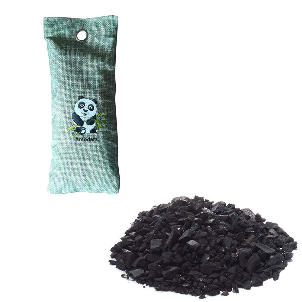 Air Purifying Bamboo Activated Charcoal Air Fresheners Odour Neutraliser Bags for Fridge Cars Kitchen Bathroom Closets 30