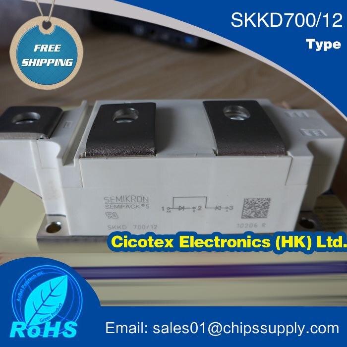 SKKD700/12 MODULE IGBTSKKD700/12 MODULE IGBT