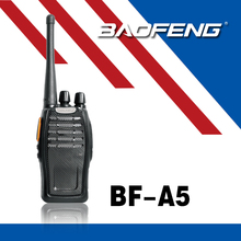 Hot sale Baofeng Cheap Portable BF-A5 UHF 400-470MHz Walkie Talkie 3-5KM Talk Range PMR Transceiver