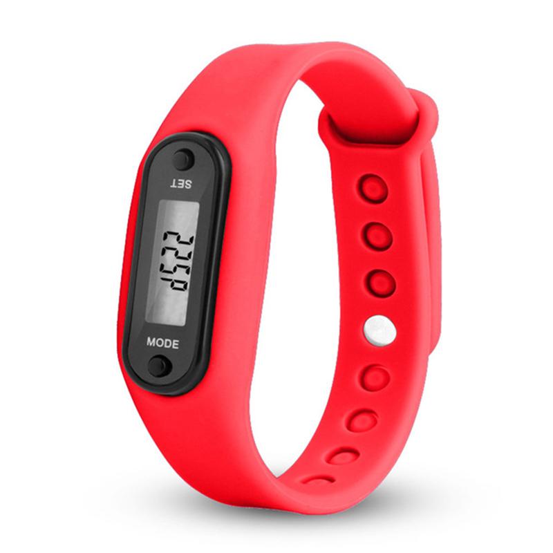 6011b85a443 Women S Watches New Design Run Step Watch Bracelet Pedometer Calorie ...