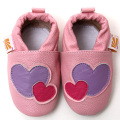 Cow Leather Baby Moccasins  Baby Girl Shoes Baby Shoes Anti-Slip Slippers Soft Infant Shoes Zapatos Newborn First Walkers Shoes