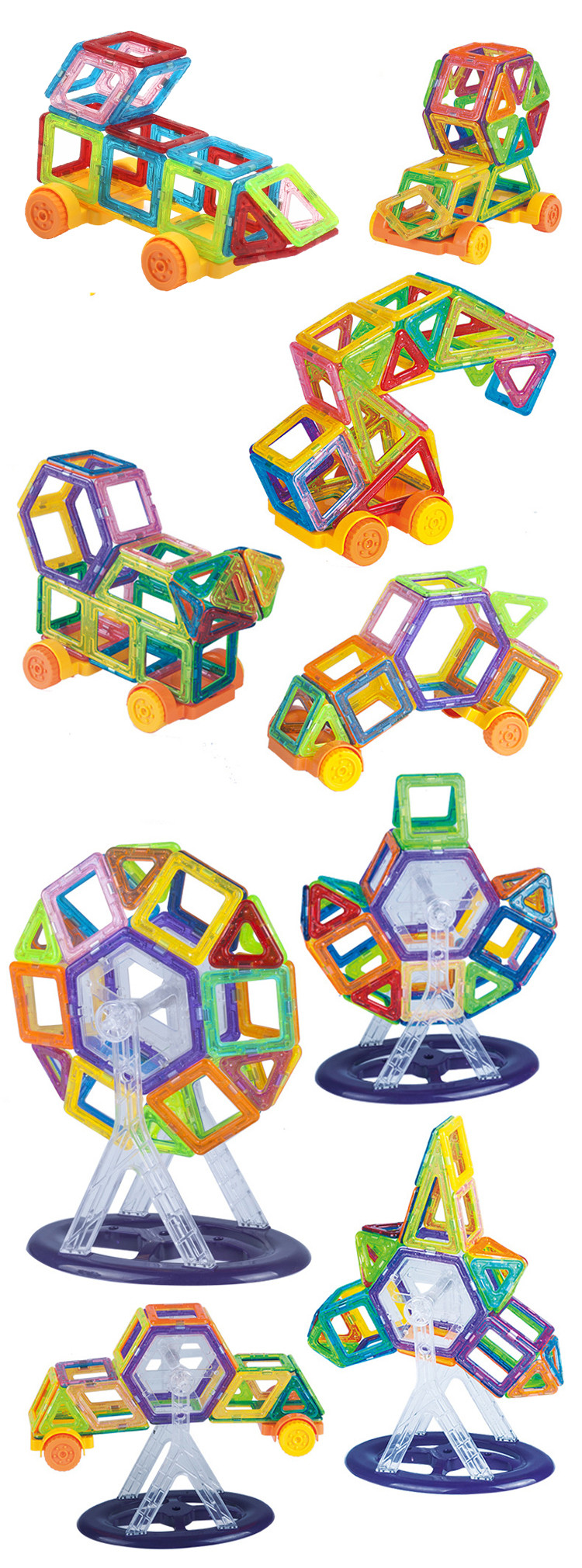 Rial Toys Creative 46PCS 6