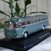 High simulation Belgium VanHool 306 1958 vintage bus,1:72 alloy car models,metal diecasts,collection toy vehicles,free shipping