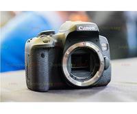 Canon 750D / Rebel T6i DSLR Camera Body 24.2MP 3.0 Vari Angle Touchscreen Full HD 1080p Wi Fi