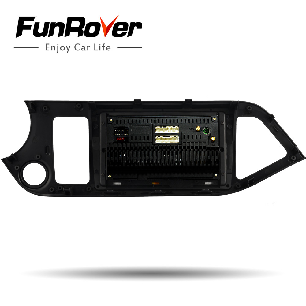 Funrover 2.5D + IPS 4-Core 2 Din Android 9.0 9