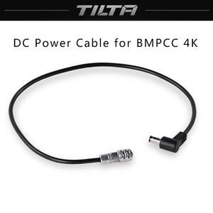 Image 1 - Tilta DC כבל חשמל עבור BlackMagic כיס BMPCC 4K מצלמה