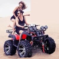 Outdoor Fun Sports Quad Bike Amusement Park Teenagers Adults Drive Buggy Car Toy All Terrain Vehicle Racing ATV Sand Beach Car