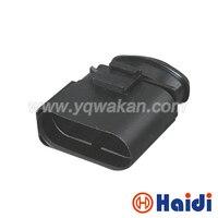 Gratis verzending 1 set 14pin 1.5 VW xenon koplampen lamp-socket plug elektrische waterprof connector 6X0973817 6X0 973 817