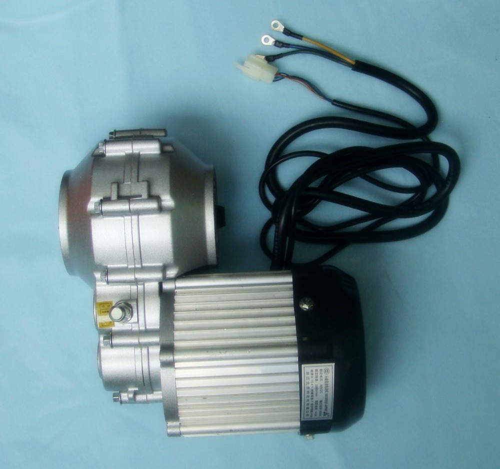 Differential Gear Motor Bm11418hqf Bldc New Fashion 750w Dc 60v Brushless Motor Electric Bicycle Motor