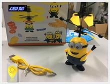 LEO RC bonne qualité 2ch hover induire flyer flying poupées boll jouets + contrôleur commutateur