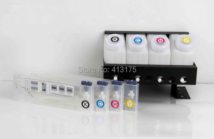 CISS ink system  continuous ink supply system for Roland 740 printer