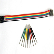 Micro IC clamp 10pcs/set SOP/SOIC/TSSOP/TSOP/SSOP/MSOP/PLCC/QFP/TQFP/LQFP/SMD IC chip test pin mini chip adapter socket 5pcs brand new kb926qf d2 qfp 128 chip chipset graphic ic