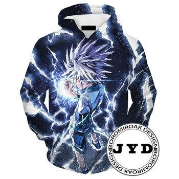 3D Hoodie Game League of Legends Hoodies Men Women Sweatshirts Anime Girl Hooded Pullover Fancy Jumpers Hip Hop Streetwear Male 2
