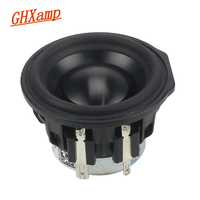 GHXAMP 2 INCH 4OHM Bluetooth Portable Speaker Full Range Neodymium Low Frequency LoudSpeaker For Google Home