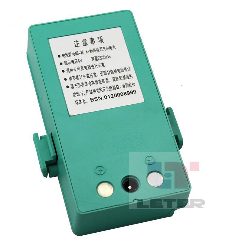 Original Swiss NB-28A green ( battery ) RUIDE RTS-860 Series total station total station geb111 battery suitable for tps300 700 series