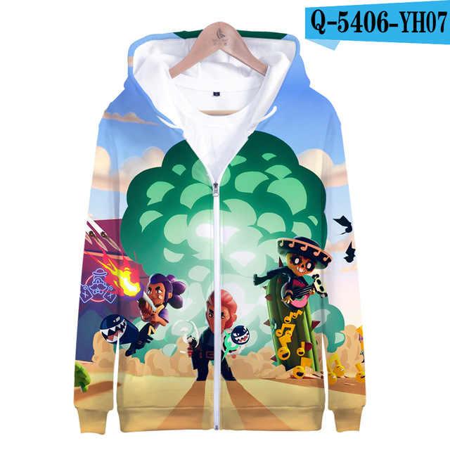Хип-хоп 3D печать драка звезды молния толстовка funnly спортивный костюм игровые худи Толстовка для мужчин и женщин куртка игровая одежда 2XS-4XL