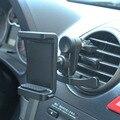 Поворотные пластиковые Автомобилей Air Vent Клип GPS Сотовый Телефон Крепления Держателей стенды Для ZTE Blade A610 V7 Max, Аксона 7 мини, nubia Z11 mini S