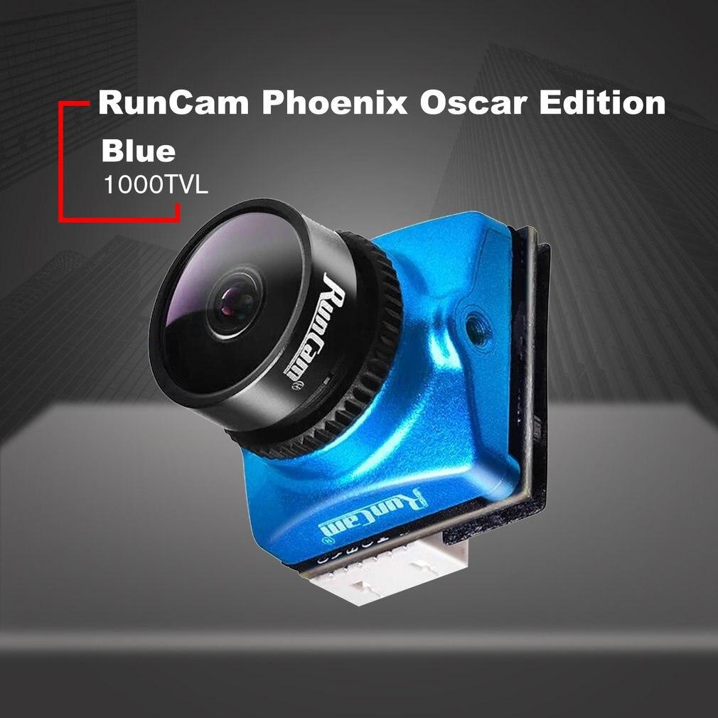 RunCam Phoenix Oscar édition 1000TVL 1/3 Super 120DB capteur Mini caméra FPV avec objectif 2.5mm pour Drone de course FPV
