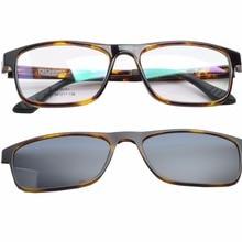 EV модные очки на застежке солнцезащитные очки с магнитными очками близорукость вождения поляризованные солнцезащитные очки на застежке двойного назначения EV1403NEW