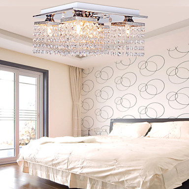 Modern Crystal LED Ceiling Light Fixtures Living Room Bedroom Lustre Crystal Ceiling Lamp Home Indoor Lighting PlafonnierModern Crystal LED Ceiling Light Fixtures Living Room Bedroom Lustre Crystal Ceiling Lamp Home Indoor Lighting Plafonnier