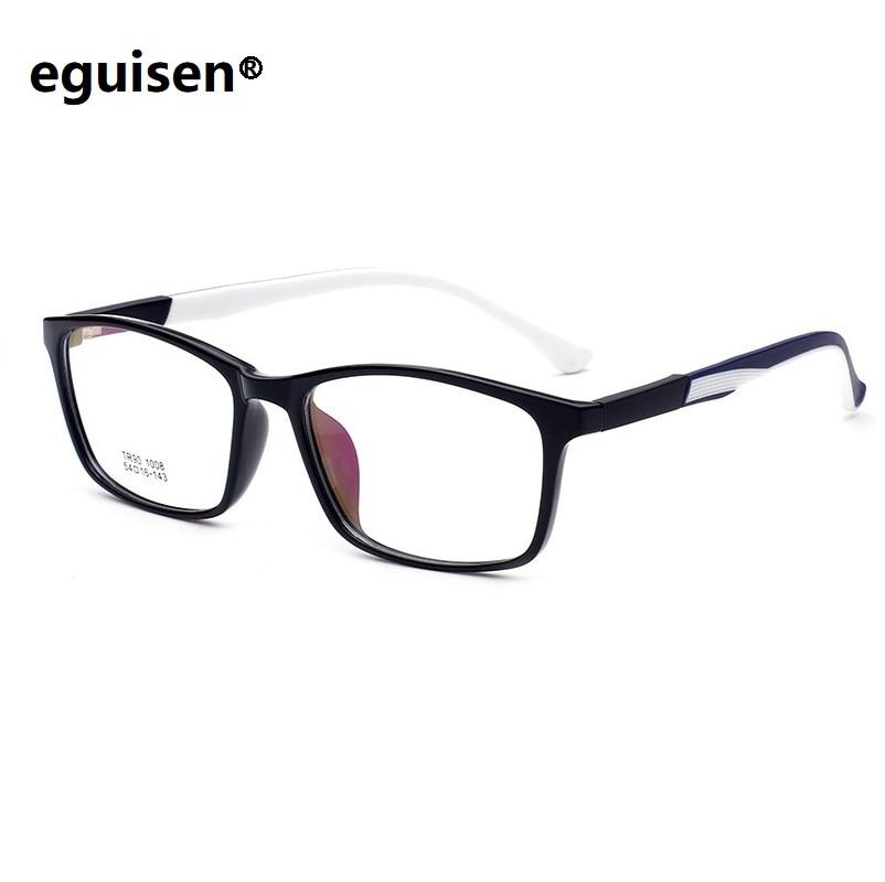 54-16-137 новый стиль обувь для мужчин и женщин модные очки кадр ретро рама зеркала молодых студентов TR90 близорукость зрелище рамка 1008
