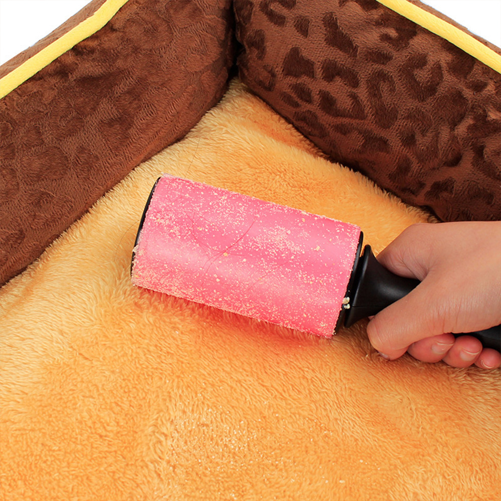 Multi functional Dust Pet Hair Remover Washable Lint Removal Roller Sticky Clothes Sofa Car Seat Household Cleaning Brush Wiper in Lint Rollers Brushes from Home Garden