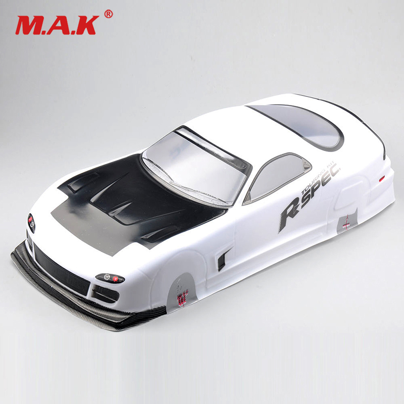 190mm Tamiya Body Shell RX-7 EP 016# For 1/10 RC On Road Drift Car w/Ring 1/10 car body shell 022 blue shell body for 1 10 rc racing car 1 10 rc car body shell 190mm 2pcs lot free shipping