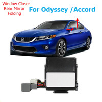 Car Power Window Closer Car Rear Mirror Folding kit For Accord For Odyssey Window Closer Car Alarm Systems Window Closer lifter