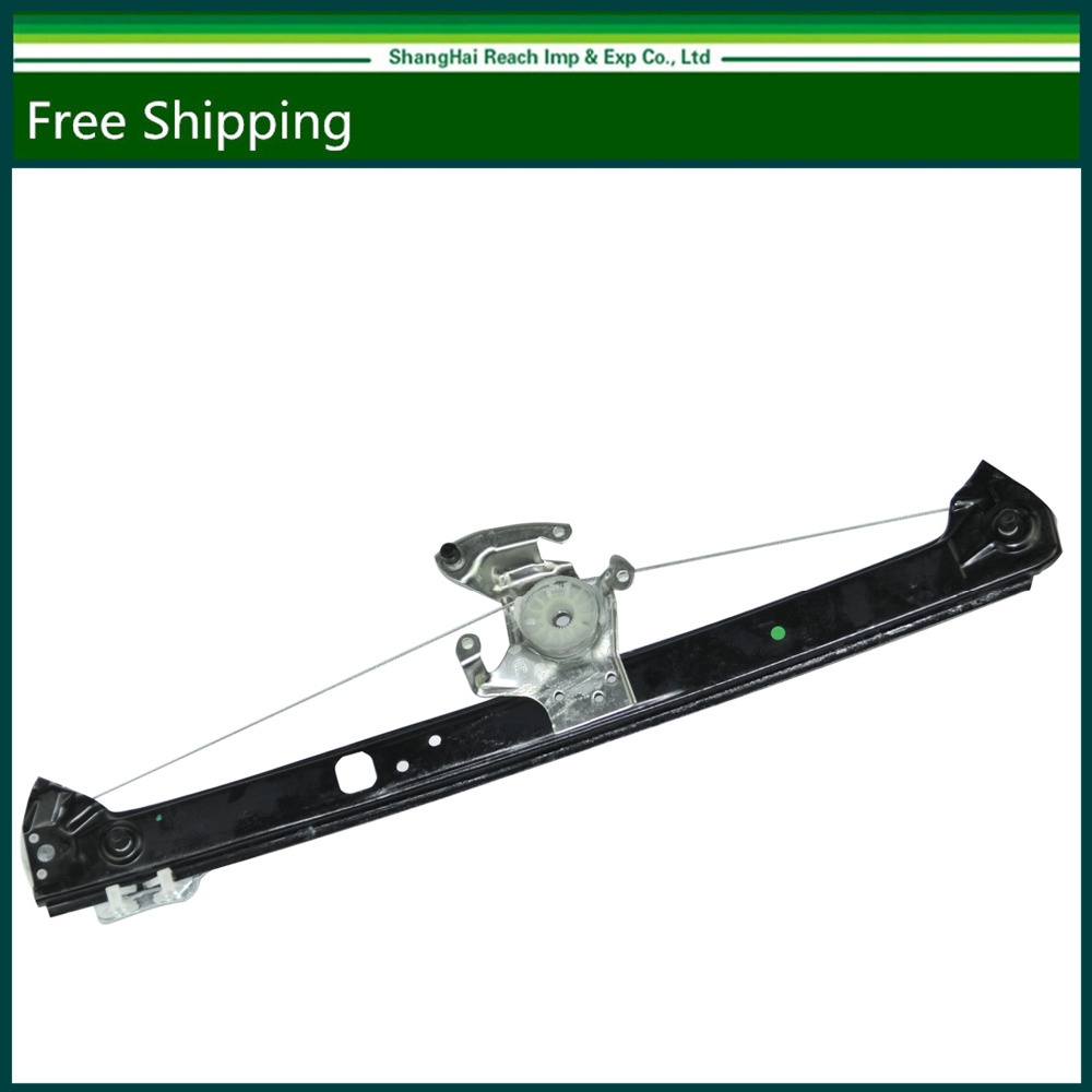 Us to us rear passengers side power window regulator without motor for bmw x5 oe