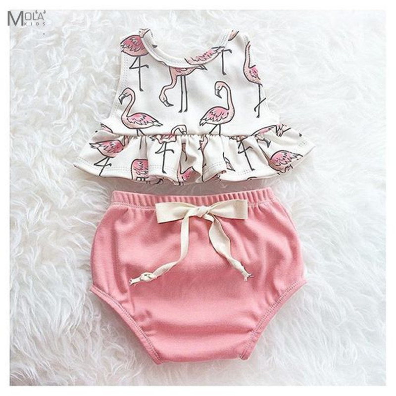 Kikikids New Born Baby Set Infant Sets Baby Girls Fashion