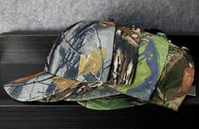 40pcs Adjustable Tactical Climbing camouflage Baseball cap Outdoor sport fishing hat man hunting camping Jungle Maple Leaf