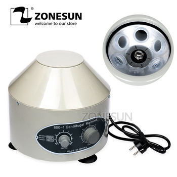 Electric Centrifuge Lab Medical Practice 4000 Rpm With Timer