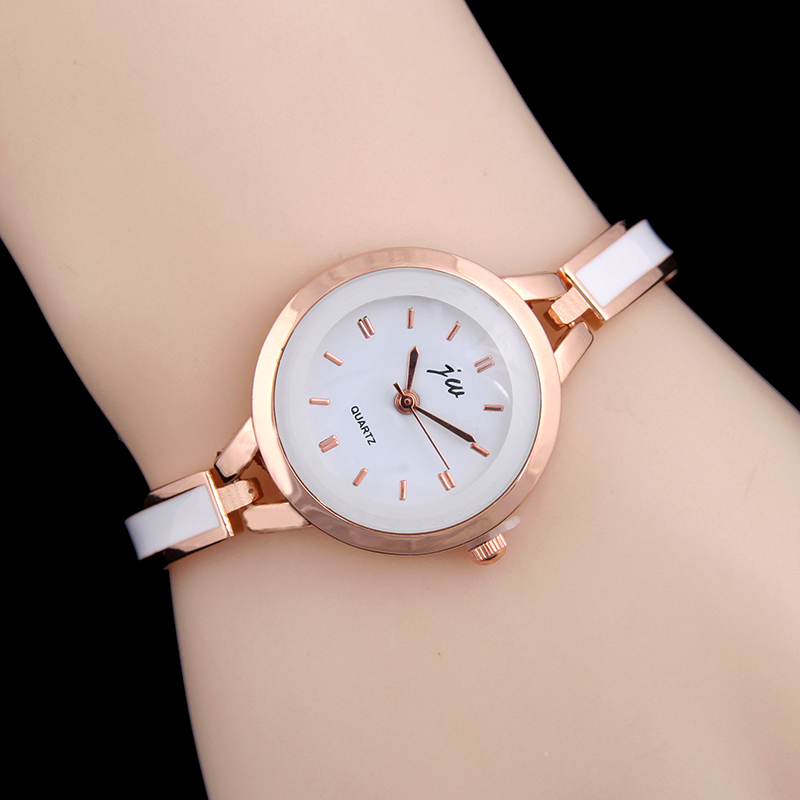 New Designer Bracelet Watch Women Fashion Alloy Band Gold Watch Female Wristwatch Elegant Ladies Dress Watches Ceasuri Women lancardo handmade braided friendship bracelet watch new hand woven wristwatch ladies quarzt gold watch women dress watches