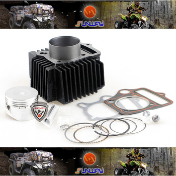 YIMATZU 2016 New 125CC 54MM  Big Bore Kit for HONDA C110 DY100 DY110 JH100 JH110 Engine