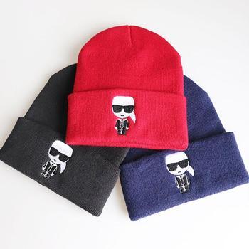 Štýlová zimná čiapka Karl – 3 farby