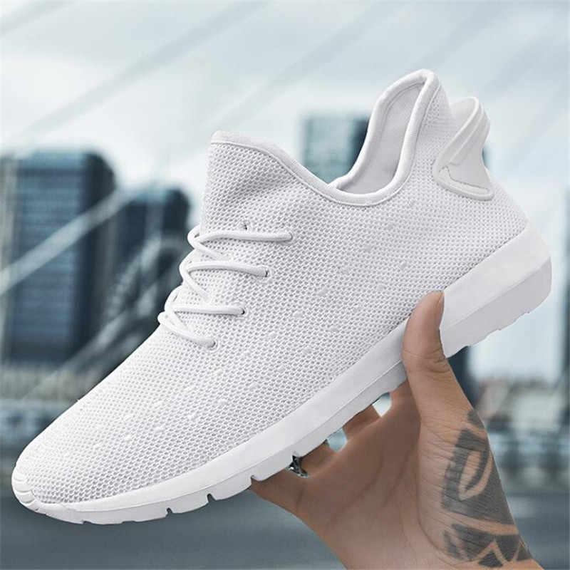 الرجال حذاء كاجوال تنفس الأزياء أحذية رياضية أحذية رجالي تنيس Masculino أحذية Zapatos هومبر Sapatos في الهواء الطلق الأحذية العلامة التجارية 45 46 47
