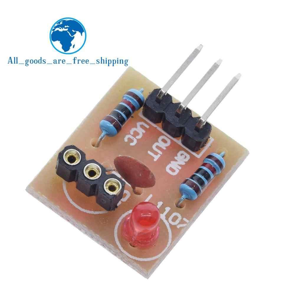 TZT Laser Sensor Module non-modulator Buis Laser Ontvanger Module DIY Voor arduino