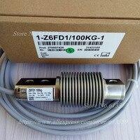 HBM Z6FD1/100 кг Тензодатчики датчики взвешивания новое и оригинальное
