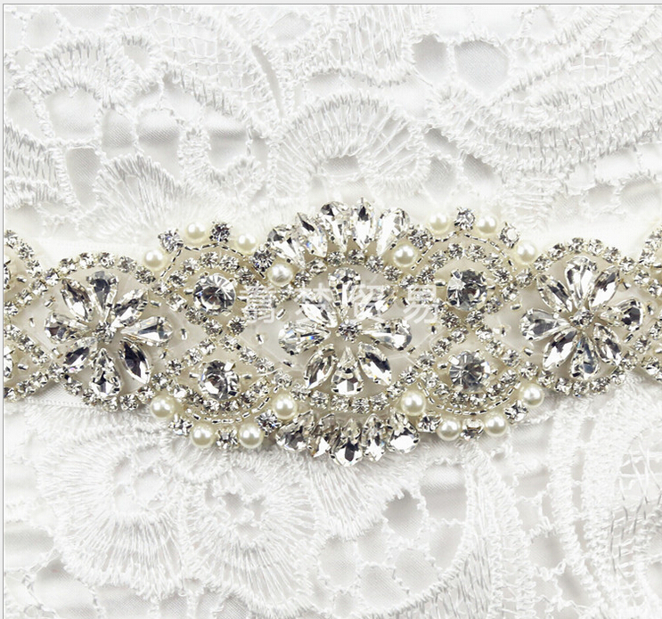 803265e327b6 isla braided rhinestone beaded bridal sash wedding sash bridal ...