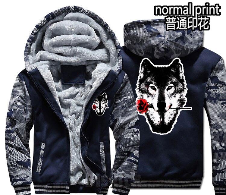 The Game CS GO Costume Men s Sportswear 2019 Winter Fleece Brand Thick Sweatshirt Zipped Hoodies